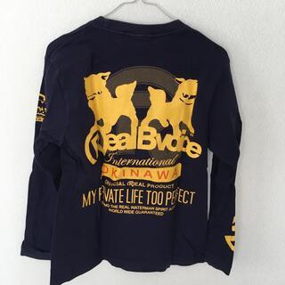リアルビーボイス(RealBvoice)のリアルビーボイスTシャツ(Tシャツ/カットソー(七分/長袖))