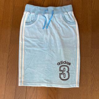 アディダス(adidas)のアディダス スカート(ひざ丈スカート)