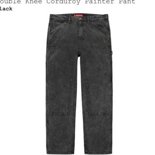 Supreme - supreme double knee corduroy pant 36