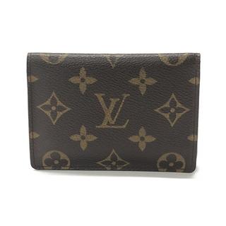 ルイヴィトン(LOUIS VUITTON)のルイヴィトン Louis Vuitton パスケース ユニセックス(パスケース/IDカードホルダー)
