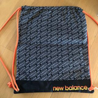 ニューバランス(New Balance)のnew balanceニューバランス ナップサック シューズケース(その他)