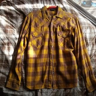 デニムアンドサプライラルフローレン(Denim & Supply Ralph Lauren)のネルシャツ ジェロニモ(シャツ)