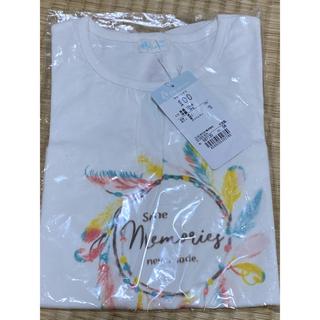コンビミニ(Combi mini)の半袖 Tシャツ パフスリーブ(Tシャツ/カットソー)