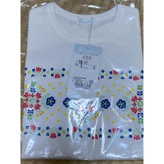 コンビミニ(Combi mini)の半袖 Tシャツ 袖フリル(Tシャツ/カットソー)