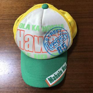 ナイキ(NIKE)のKIDS 子供用 涼しい半分メッシュ キャップ 帽子(帽子)