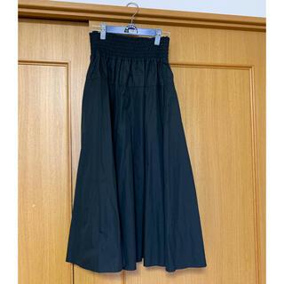 LE CIEL BLEU - 最終値下げ!安い!ルシェルブルー ウエストシャーリングスカート36