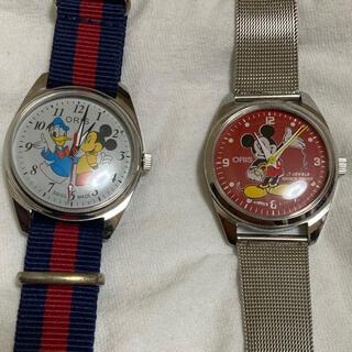 オリス(ORIS)のオリス手巻き2本セット(腕時計(アナログ))