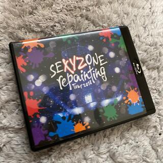 セクシー ゾーン(Sexy Zone)のSEXY ZONE repainting Tour 2018(Blu-ray) (ミュージック)