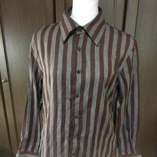 カンサイヤマモト(Kansai Yamamoto)のKANSAI ストライプシャツ(シャツ)