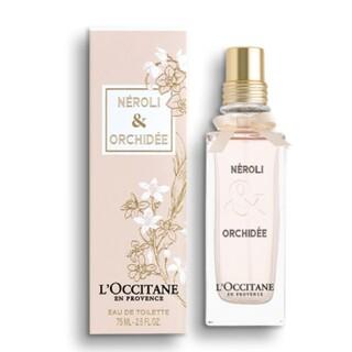 L'OCCITANE - 人気☆ロクシタン オーキデプレミアムオードトワレ75
