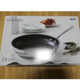 MEYER - MEYER マイヤー  フライパン26cm MAXIMマキシムSS