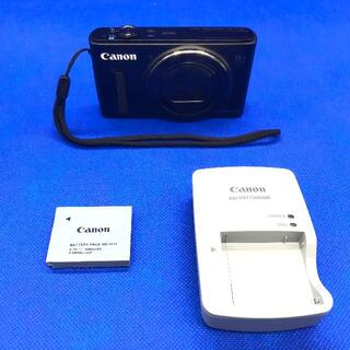 Canon - Wi-Fi搭載 Canon PowerShot SX610 HS ブラック