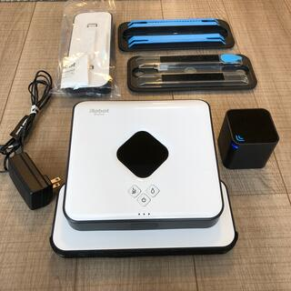 iRobot - iRobot ブラーバ380j お掃除ロボット 水拭き