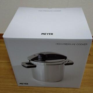 マイヤー(MEYER)の【新品】MEYER HIGH PRESSURE COOKER5.5L(鍋/フライパン)