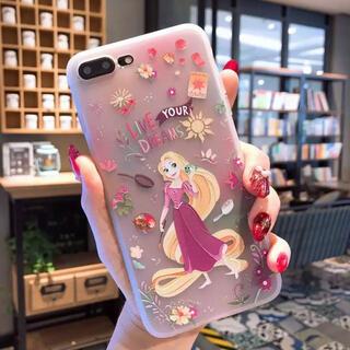 ラプンツェル(ラプンツェル)のiPhone12proディズニDisneyプリンセスPrincessべル(iPhoneケース)