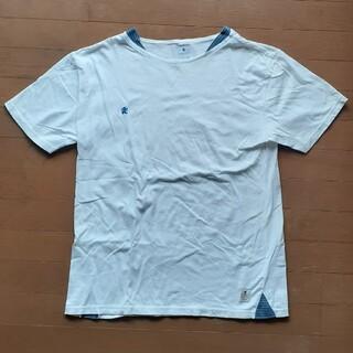 アールニューボールド(R.NEWBOLD)のRニューボールド Tシャツ(白)(Tシャツ/カットソー(半袖/袖なし))