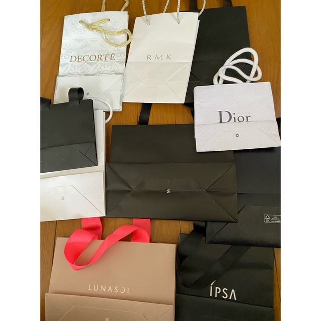 LUNASOL(ルナソル)のショップ袋まとめ売り レディースのバッグ(ショップ袋)の商品写真