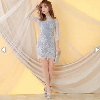 dazzy store - デイジーストア レースドレス