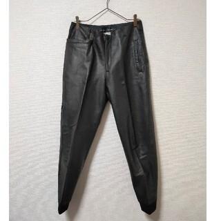 ジャンニヴェルサーチ(Gianni Versace)のCALUGI E GIANNELLI 80s Leather Pants(その他)