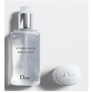 Christian Dior - 新品未使用 ディオール ブラシ クレンザー 化粧品ブラシ用クリーナー