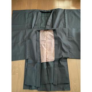 着物 古着 紳士着物 着物羽織り(着物)