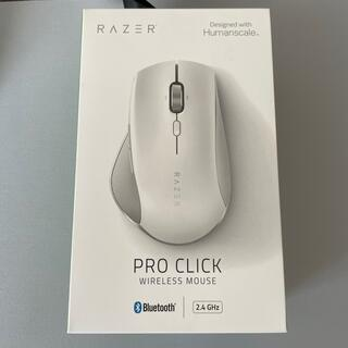 Razer Pro Click ワイヤレスマウス(PC周辺機器)