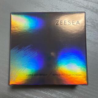 コスメデコルテ(COSME DECORTE)のズーシー ZEESEA フェイスパウダー #20 ピンクベージュ(その他)