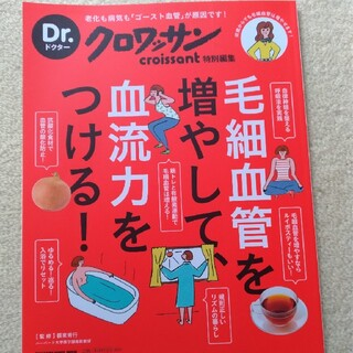 マガジンハウス(マガジンハウス)の毛細血管を増やして、血流力をつける!(健康/医学)