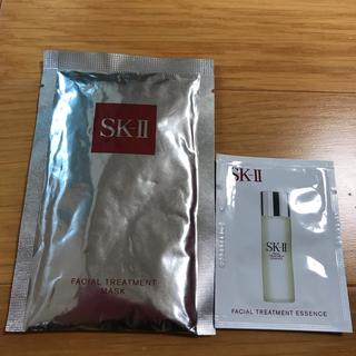 SK-II - SK-II フェイシャル トリートメント マスク パック 1枚