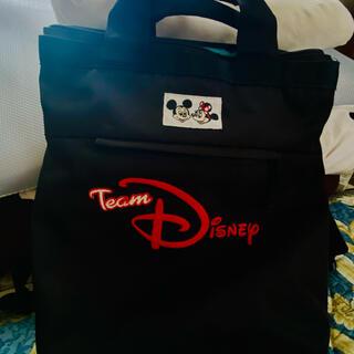 ディズニー(Disney)のTeam Disney リュック(リュックサック)