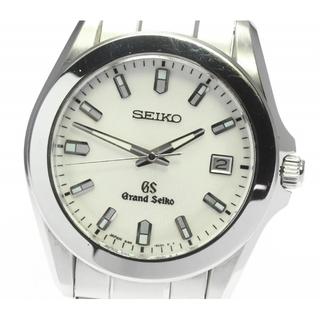 セイコー(SEIKO)のセイコー グランドセイコー デイト メンズ 【中古】(腕時計(アナログ))