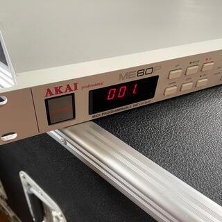 AKAI ME80P MIDIパッチベイ(MIDIコントローラー)