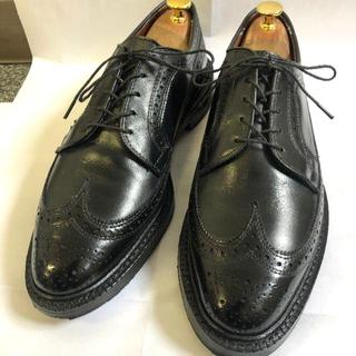 アレンエドモンズ(Allen Edmonds)のアレンエドモンズ マクニール US8 D ブラック 黒(ドレス/ビジネス)