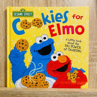 セサミストリート(SESAME STREET)のセサミストリート英語絵本 キッズ洋書 Cookies for Elmo(絵本/児童書)
