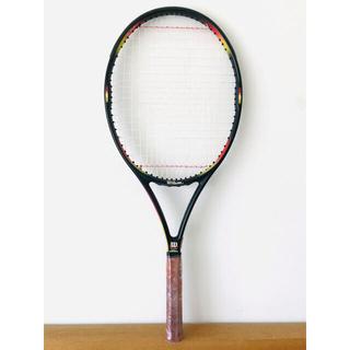 ウィルソン(wilson)の【希少】ウィルソン『プロスタッフ クラシック 110』テニスラケット/ブラック(ラケット)