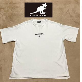 KANGOL - KANGOL カンゴール Tシャツ 白 メンズS