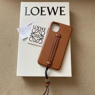 ロエベ(LOEWE)の週末値下げ☆正規品✨美品ロエベ LOEWE 人気iPhoneケース レザー(iPhoneケース)