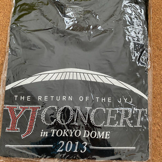 JYJ - 超レア‼️ 東方神起 JYJ ライブTシャツ
