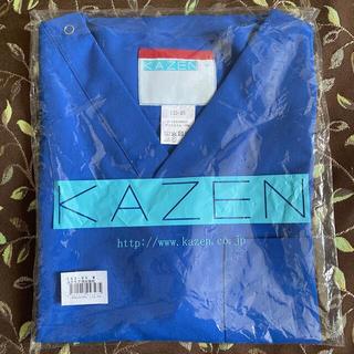 カゼン(KAZEN)の【新品・未使用】KAZEN  男女兼用 スクラブ M(その他)