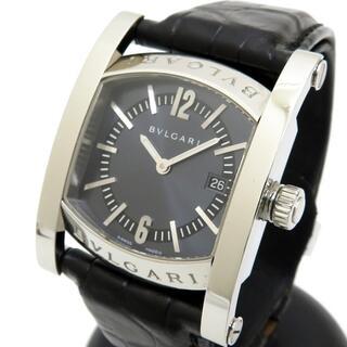 BVLGARI - ブルガリ 腕時計  アショーマ  AA39S