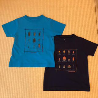 mont bell - モンベル Tシャツ 2枚セット