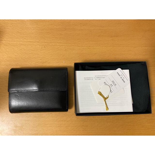 PORTER(ポーター)のPORTER 財布 ビルブライドルレザー 三つ折り メンズのファッション小物(折り財布)の商品写真