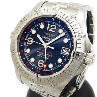 BREITLING - ブライトリング 腕時計 200本限定  エアロマリン スーパーオー