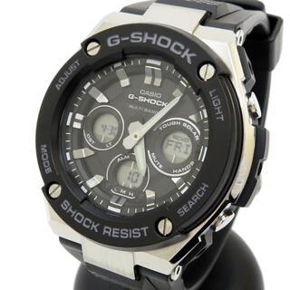 CASIO - カシオ 腕時計  G-SHOCK G-STEEL GST-W300