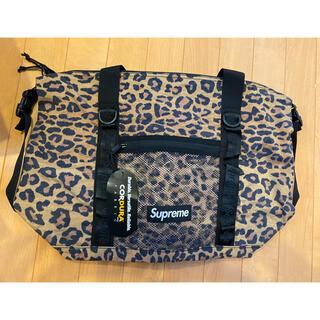 シュプリーム(Supreme)の新品未使用 supreme 20AW zip tote leopard(トートバッグ)