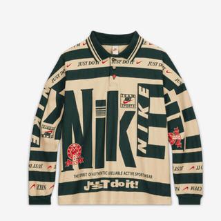 ナイキ(NIKE)のnike cpfm ロングスリーブ ポロ(Tシャツ/カットソー(七分/長袖))