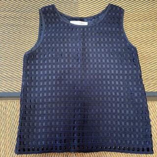 マーキュリーデュオ(MERCURYDUO)のレディース✴︎ノースリーブ(Tシャツ(半袖/袖なし))