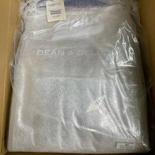 ディーンアンドデルーカ(DEAN & DELUCA)のMサイズ【新品】Ziploc DEAN&DELUCA BEAMS クーラーバッグ(エコバッグ)