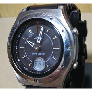 カシオ(CASIO)のCASIO カシオ LWA-M140 電波 ソーラー 腕時計 レディース(腕時計)