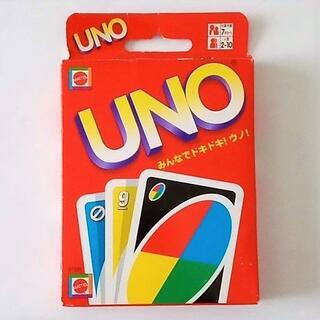 ウーノ(UNO)のUNO(ウノ)カードゲーム (トランプ/UNO)